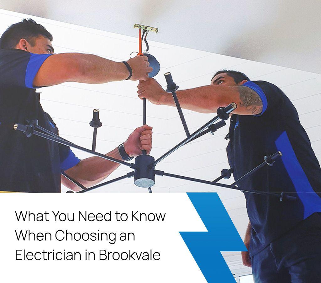 Electrician Brookvale