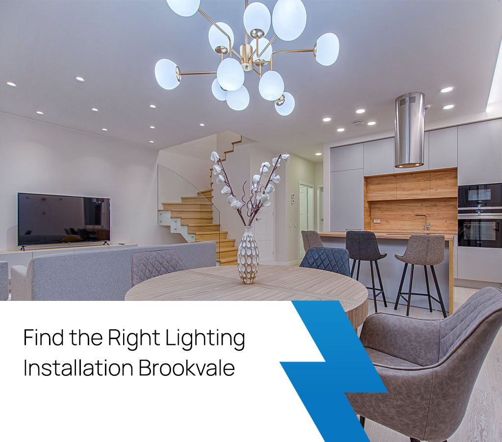 Find the Right Lighting Installation Brookvale