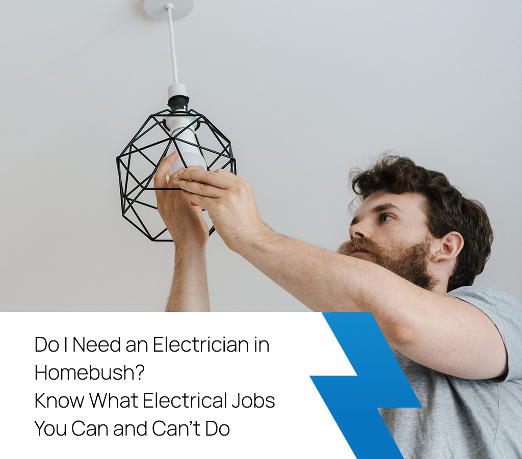 electrician in homebush