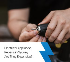 Electrical Appliance Repairs in Sydney